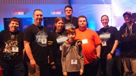 Extra Life At the 2016 CHEO Telethon